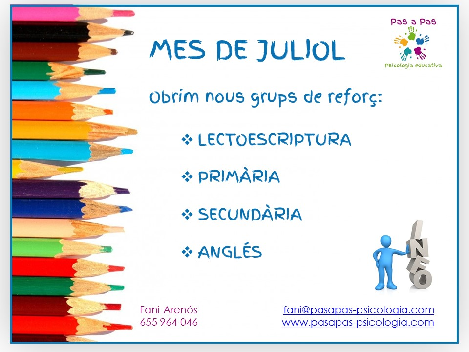 JULIOL Classes